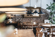Interieur of a cafe - GUSF00224