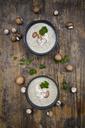 Creme of mushroom soup - LVF06457