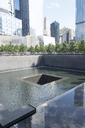 USA, New York City, National 9/11 Memorial, South Pool, - HLF01074