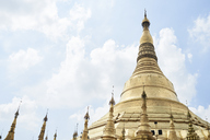 Myanmar, Yangon, Shwedagon Pagoda - IGGF00279