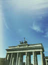 Germany, Berlin, Brandenburger Tor - GWF05355