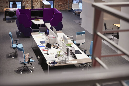 Interior of a modern style loft office - WESTF23774