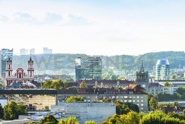 Lithuania, Vilnius, New town - CSTF01548