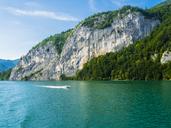 Austria, Salzkammergut, Salzburg State, Lake Wolfgangsee, St. Wolfgang - AMF05584