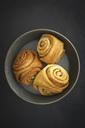 Home-baked Franzbroetchen - ECF01955