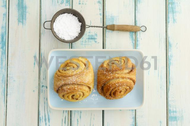 Home-baked Franzbroetchen - ECF01961