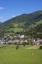 Austria, Carinthia, Spa Town, Bad Kleinkirchheim, Nock Mountains - WWF04076