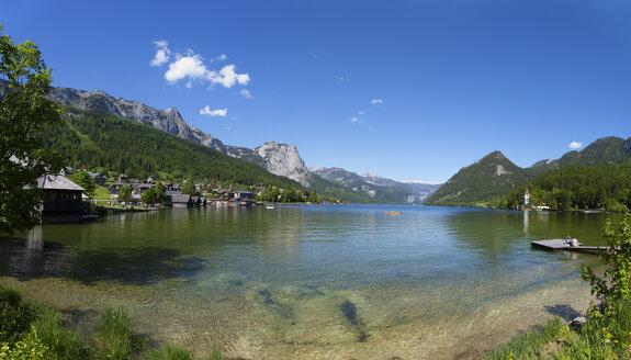 Austria, Styria, Salzkammergut, Ausseerland, Grundlsee - WWF04111