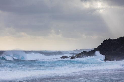 Reunion, West Coast, Grand Anse, Indian Ocean - FOF09639