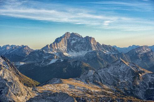 Italy, Veneto, Dolomites, Civetta - LOMF00683