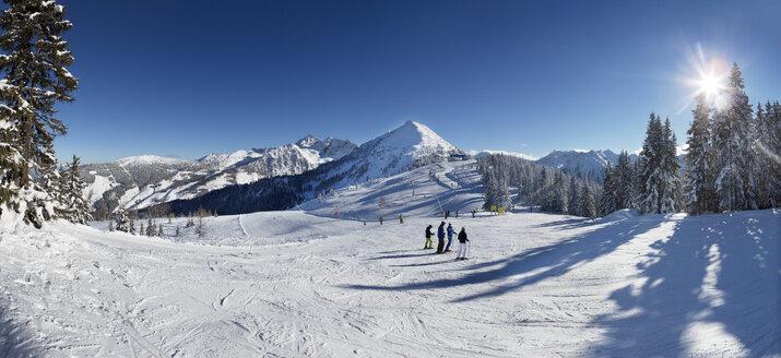 Austria, Styria, Liezen District, Schladming, Planai ski area - WWF04126