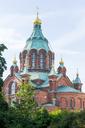 Finland, Helsinki, Uspenski Cathedral - CSTF01570
