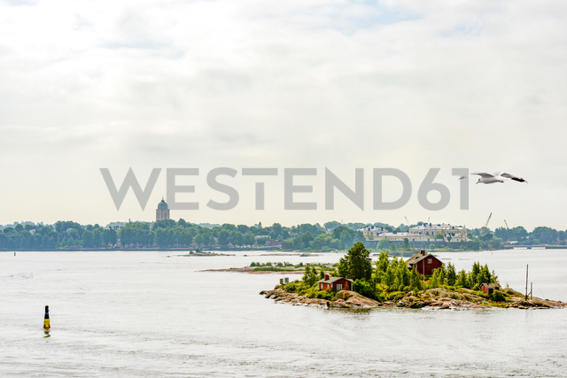 Finland, Helsinki, small islands - CSTF01576