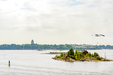 Finland, Helsinki, small islands - CSTF01576