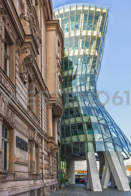 Czech Republic, Prague, Dancing House - CST01590