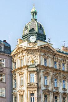 Czech Republic, Prague, theater and opera house - CSTF01593