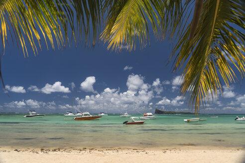Mauritius, Cap Malheureux, view from Bain Boeuf Public Beach to Gunner's Coin - PCF00352