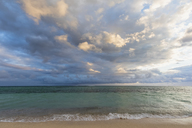 Mauritius, Southwest Coast, Indian Ocean, beach of Le Morne - FOF09758