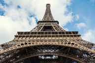 France, Paris, Eiffel Tower - WVF00911