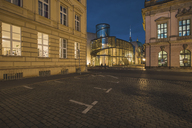 Germany, Berlin, Palais am Festungsgraben, BerlinTV Tower, German Historic Museum, Berliner Dom - ASCF00767