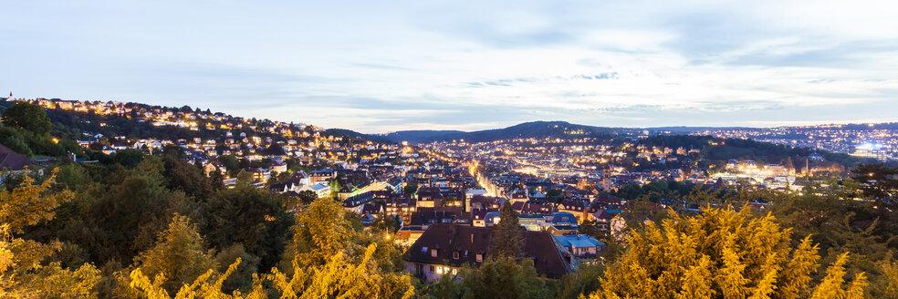 Germany, Baden-Wuerttemberg, Stuttgart, cityscape - WDF04363