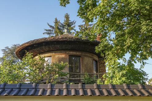 Germany, Baden-Wuerttemberg, Ludwigsburg, Ludwigsburg Palace, japanese garden - PVCF01258