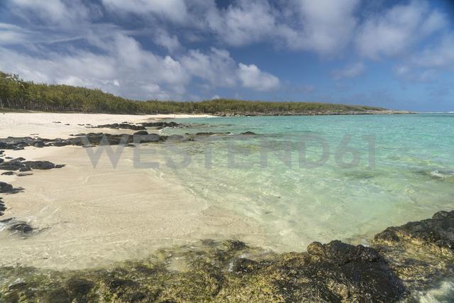 Mauritius, Rodrigues island, Beach Anse Ally - PCF00357