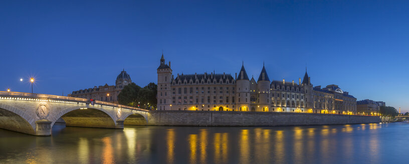 France, Paris, Palais de la Cite, Conciergerie - RPSF00189