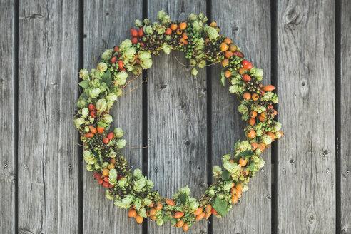 Autumn wreath - ASCF00770