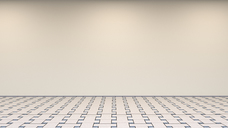 Empty room, 3d rendering - UWF01361