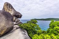Thailand, Similan Islands, Mu Ko Similan National Park, Ko Similan - THAF02127