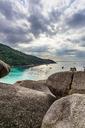 Thailand, Similan Islands, Mu Ko Similan National Park, Ko Similan - THAF02133