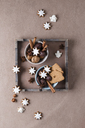 Christmas cookies, nuts and spices - MYF01997
