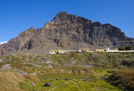 Spain, Canary Islands, La Gomera, holiday homes, Charco del Cieno, Riscos de la Merica - SIEF07706