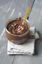 Homemade vegan chocolate spread - ODF01589