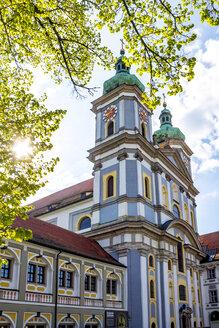 Germany, Upper Palatinate, Waldsassen, view of Waldsassen Basilica - PUF01300