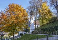 Germany, Bavaria, Garmisch-Partenkirchen, Grainau, Parish church St John the Baptist - PVCF01288