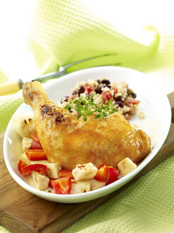 Filled chicken, Italiana - SRSF00624