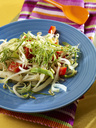 Soybean salsify salad - SRSF00633
