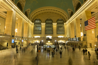 USA, New York City, people at Grand Central Station - SEE00019