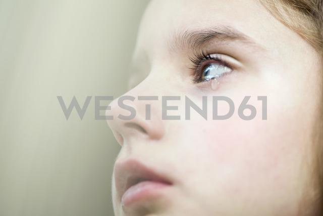 A girl shedding a tear - FSIF00612