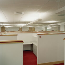 Empty office cubicles - FSIF02093