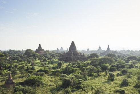 Myanmar, archaelogical site of Bagan - IGGF00430