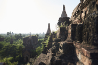 Myanmar, archaelogical site of Bagan - IGGF00436
