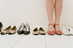 Shoes in a row - FSIF02481