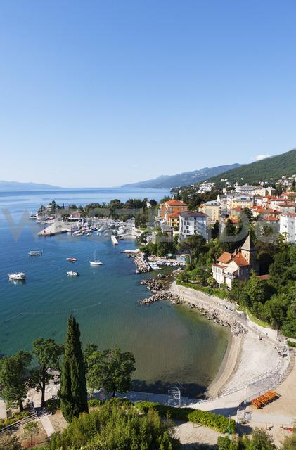 Croatia, Istria, Adria, Kvarner Gulf, Opatija - WWF04177