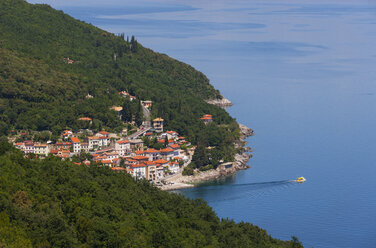Croatia, Istria, Adria, Kvarner Gulf, Moscenicka Draga - WWF04195