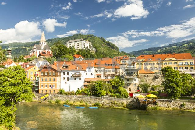 Austria, Styria, Murau - AIF00446
