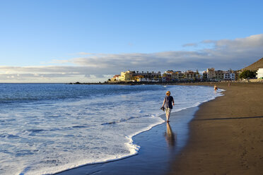 Spain, Canary Islands, La Gomera, La Playa, beach - SIEF07734