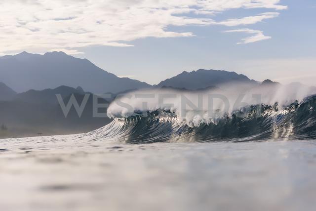 Indonesia, Sumatra, big wave - KNTF00978